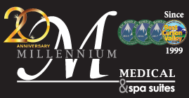Millennium Medical & Spa Suites Logo